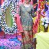 Kashees Shaista Lodhi Morning Show Luxury Chiffon Suit