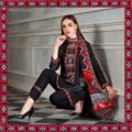 Gul Ahmed Exclusive Cotton Cambric Kurti Collection D04